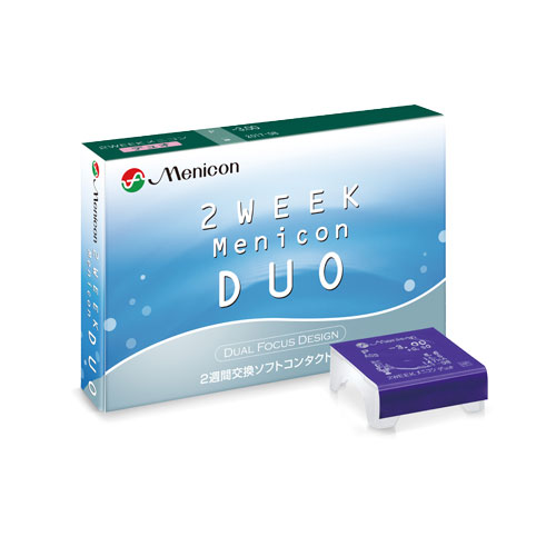 2WEEKメニコン DUO
